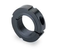 One Piece Clamp Threaded Locknut collar de eje
