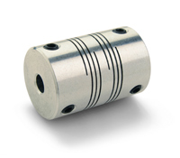 Aluminum Set Screw Flexible Beam Coupling
